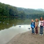 Little Girls, Little Pond