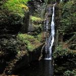 Dingman's Falls (Bridal Falls)
